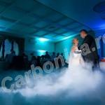 gheata carbonica nunta